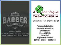 Barber Shop - Tabaccheria Quadrifoglio