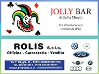 Jolly Bar - Rolis Lisetti