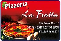 Pizzeria La Fratta